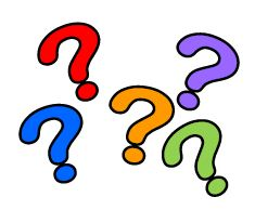 Question mark clipart #8