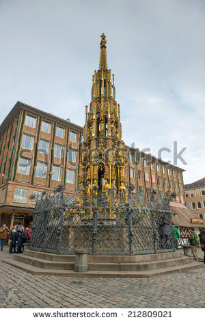 Hauptmarkt Stock Photos, Images, & Pictures.