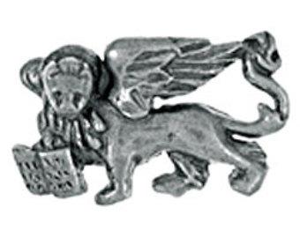 venice lion.