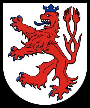 Bergischer Löwe.