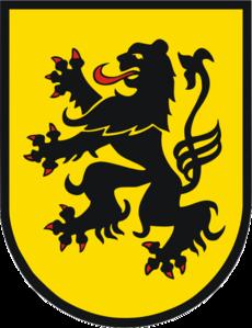 Meißner Löwe.