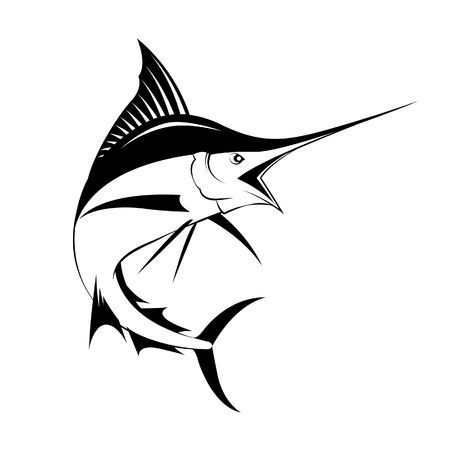 Marlin clipart 1 » Clipart Portal.