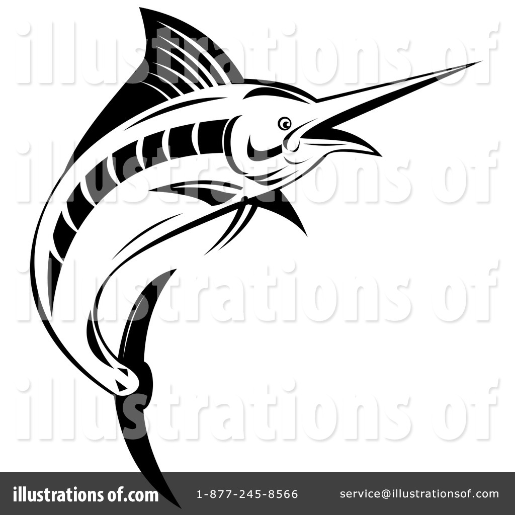 Marlin Clipart #215703.