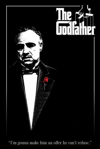 Godfather movie clipart.