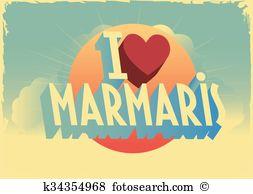 Marmaris Clip Art EPS Images. 3 marmaris clipart vector.