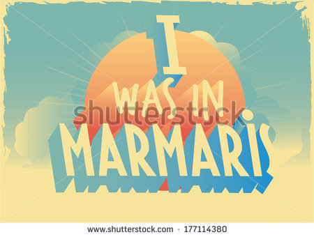 Marmaris Stock Vectors & Vector Clip Art.