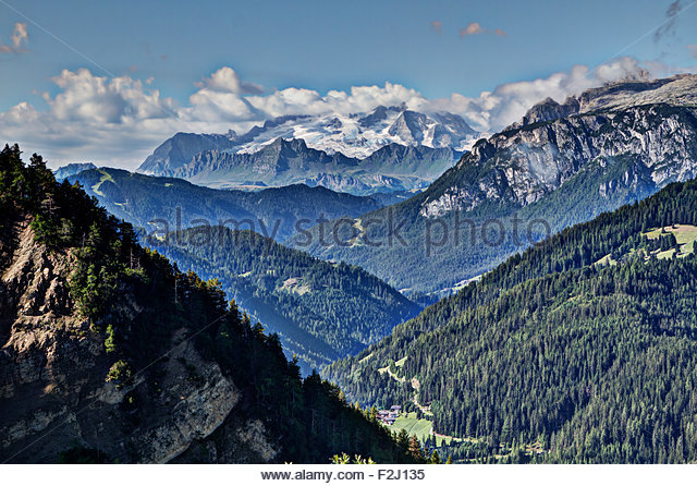 Marmolada Dolomites Glacier Stock Photos & Marmolada Dolomites.