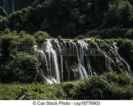 Stock Photography of cascate delle marmore csp18776903.