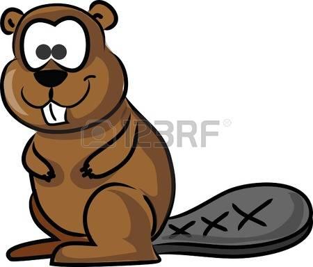 2,360 Cartoon Beaver Stock Illustrations, Cliparts And Royalty.