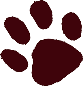 Paw Print PNG, SVG Clip art for Web.