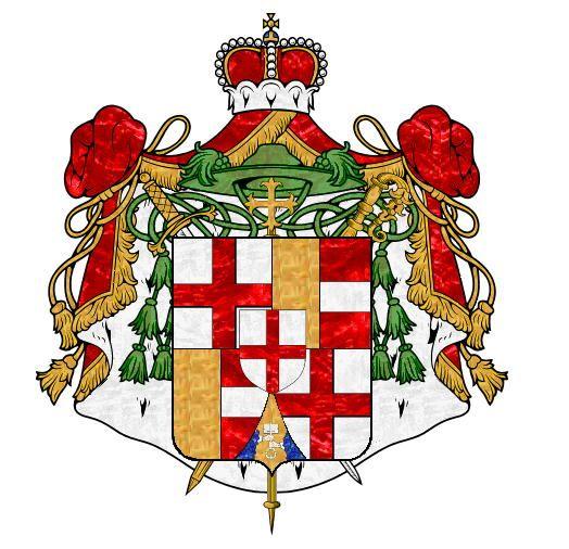 European Heraldry :: Fürstbistum Konstanz 1600.