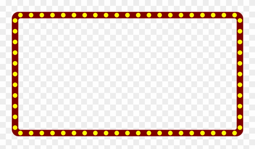 Marquee Lights Clipart.