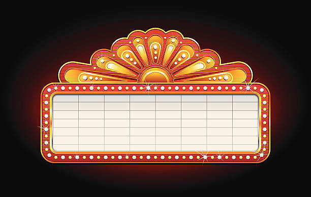 Marquee sign clipart 8 » Clipart Station.