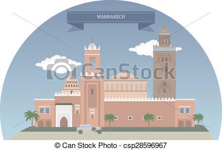 Marrakech Vector Clipart EPS Images. 163 Marrakech clip art vector.