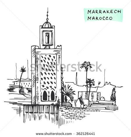 Marrakesh Stock Photos, Royalty.
