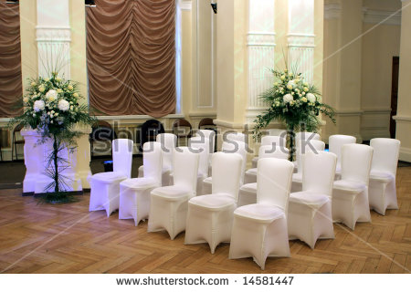 Indoor Wedding Ceremonies Stock Photos, Royalty.