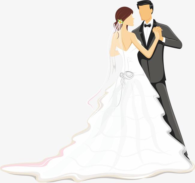 Married Couples, Wedding, Wedding Dress, #72174.