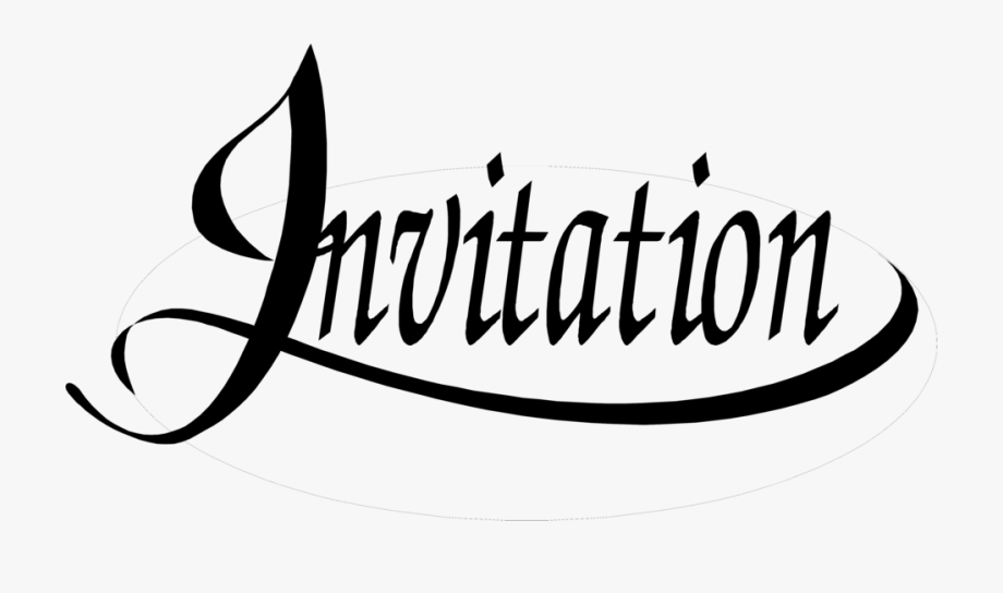 Black And White Invitationswedd Org Collection Of.