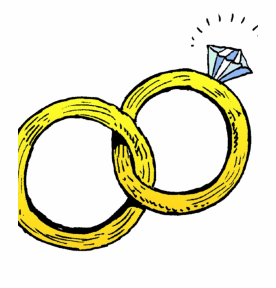 Wedding Ring Clipart Image Joined Rings Christian Clip.