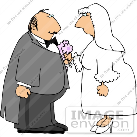 Get married clipart.