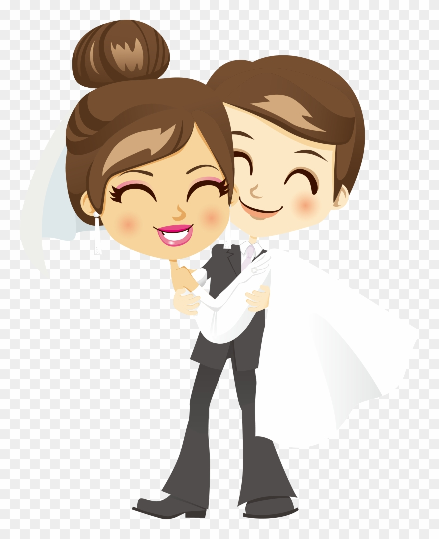 Bridegroom Wedding Clip Art.