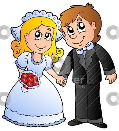 Cute Couple Clipart.