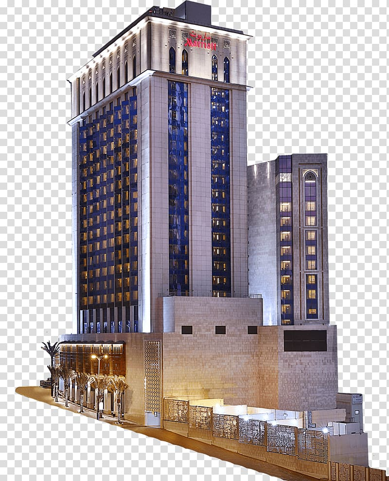 Jabal Omar Marriott Hotel, Makkah Marriott International.