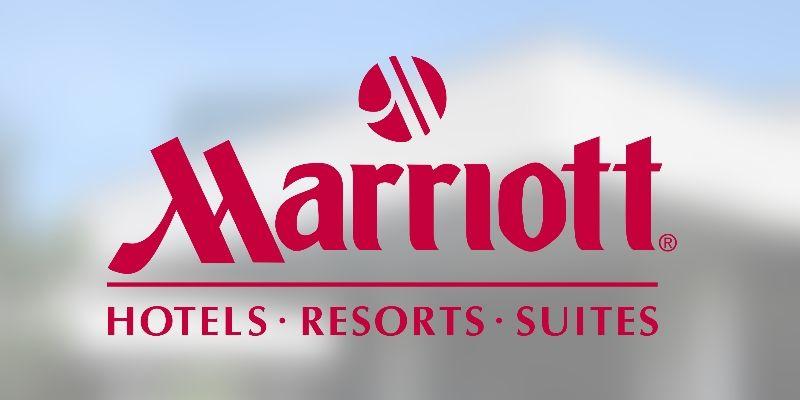 Marriott Hotels Logo.