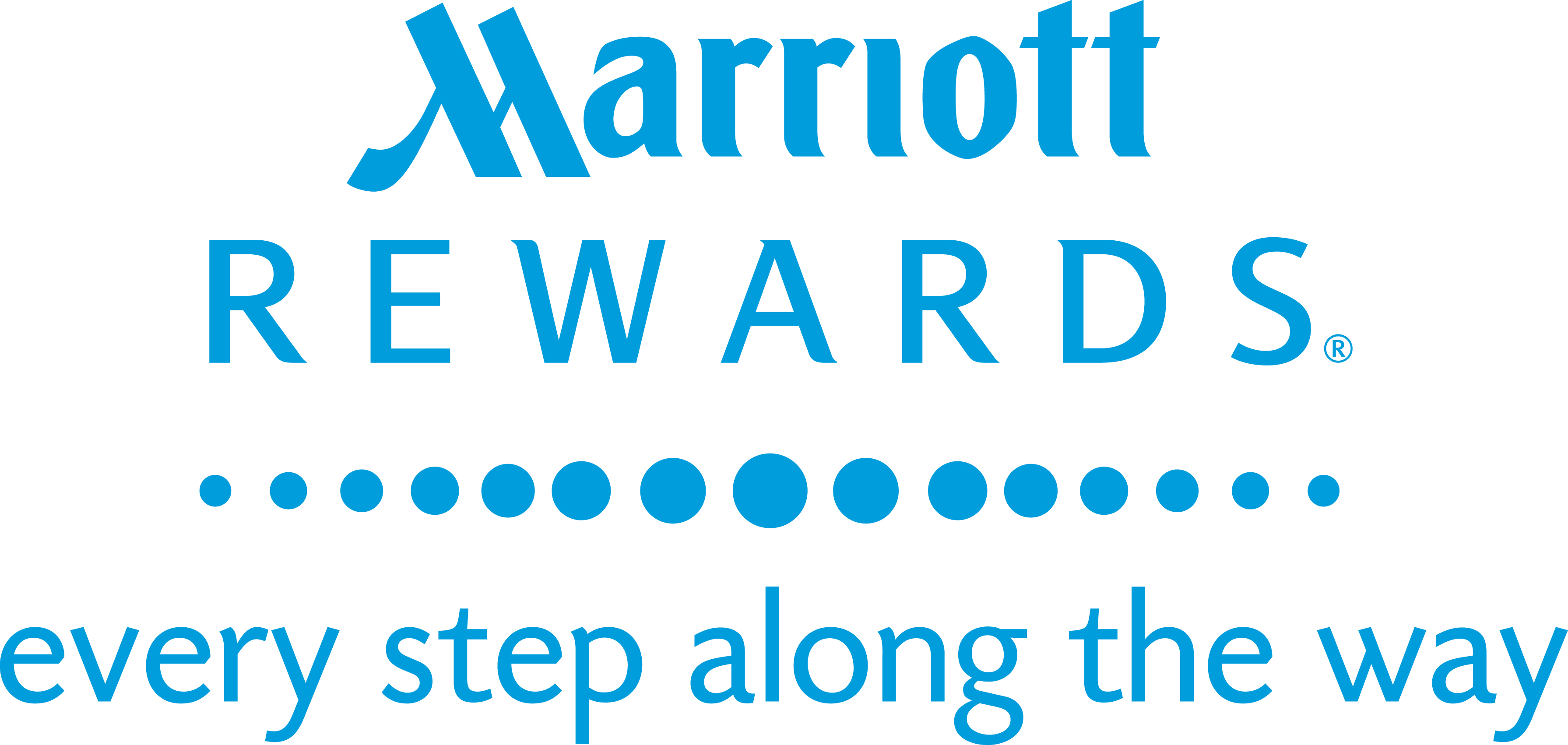Marriott Rewards and Starwood Preferred Guest give Members.