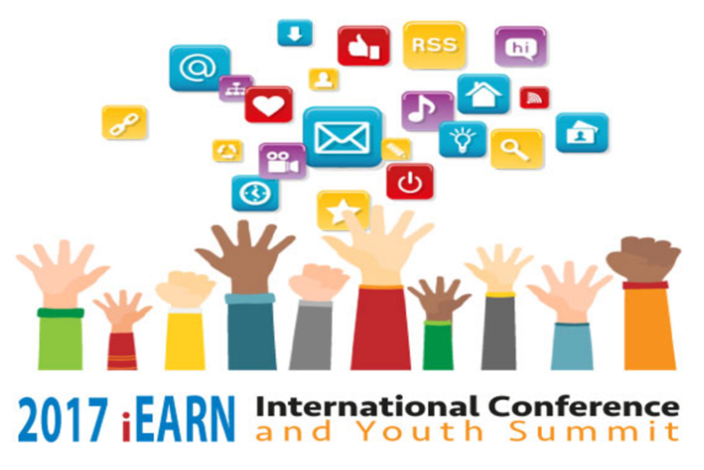 Register Now to Attend the 2017 iEARN Conference and Youth Summit.