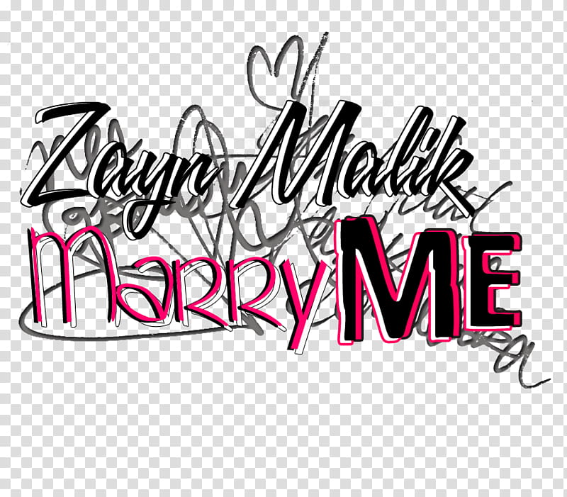 TENTO Zayn Malik Marry Me transparent background PNG clipart.