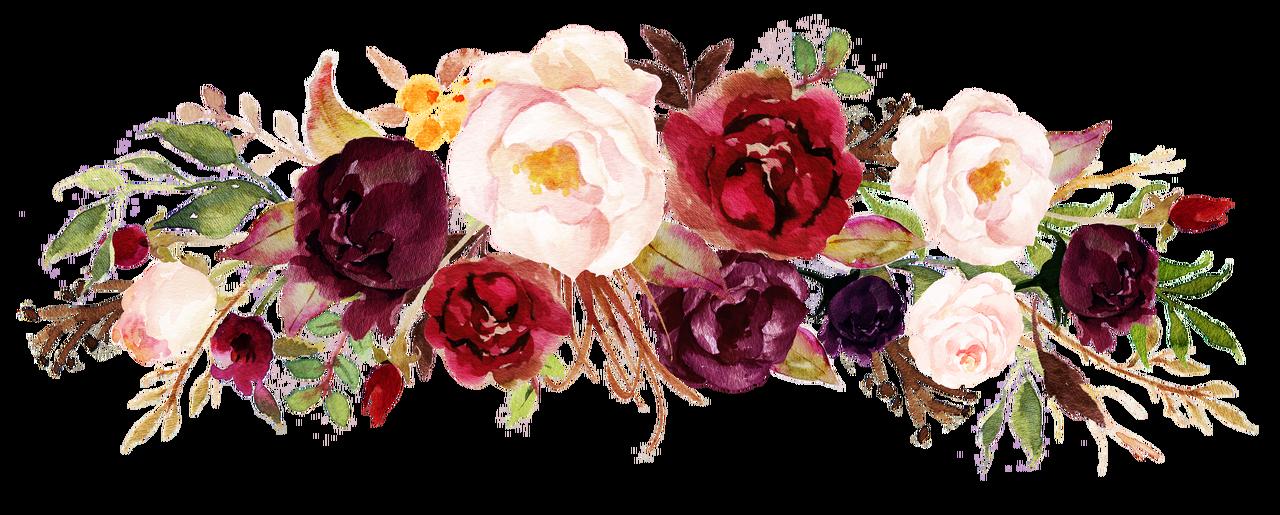 Floral design Flower Marsala wine Clip art.