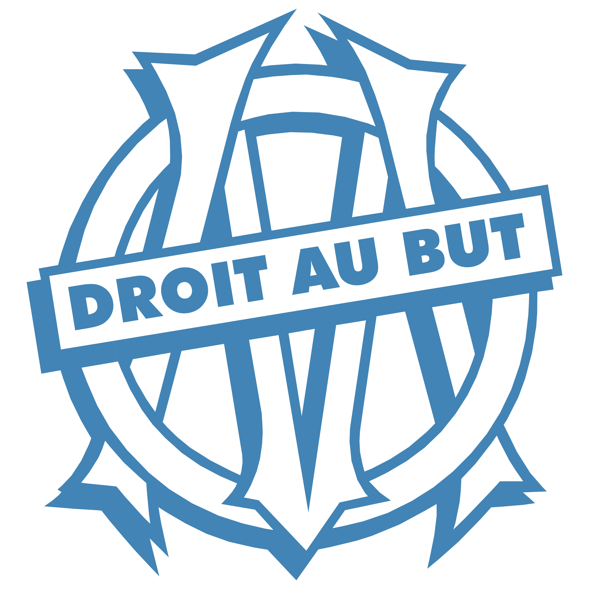 Olympique Marseille Logo PNG Transparent & SVG Vector.