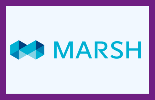 Marsh Ltd will be our Consultant for new commercial.