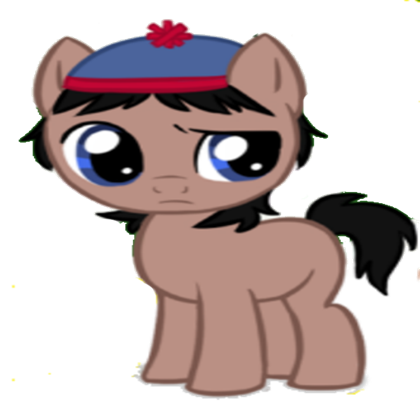 Stan Marsh UPDATED (Pony) South Park.