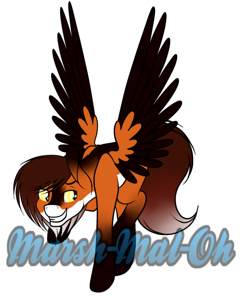 Sly Pony Adopt ..::OPEN::.. by Marsh.