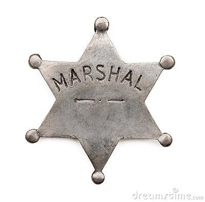 Marshal Clipart.