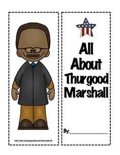 Thurgood Marshall Clip Art.