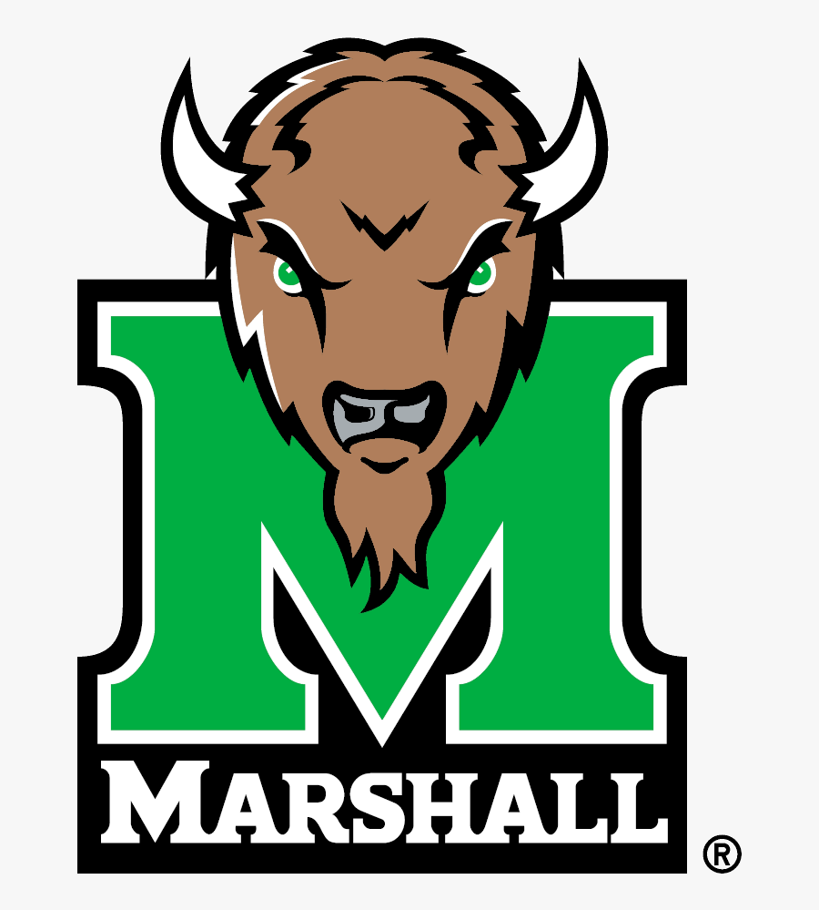 Marshall University Thundering Herd Logo , Free Transparent.