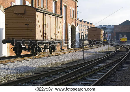 Picture of Marshalling Yard k0227537.