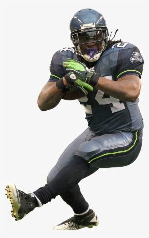Marshawn Lynch PNG, Transparent Marshawn Lynch PNG Image.