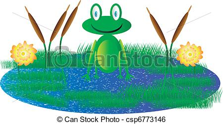 Marsh frog Vector Clipart EPS Images. 48 Marsh frog clip art.