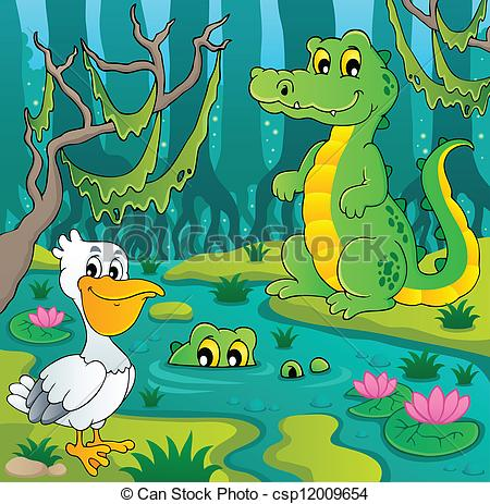 Wetland Illustrations and Clipart. 649 Wetland royalty free.