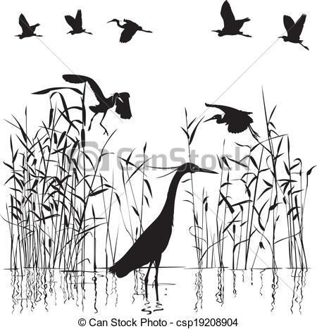 Wetlands Clip Art Vector and Illustration. 106 Wetlands clipart.