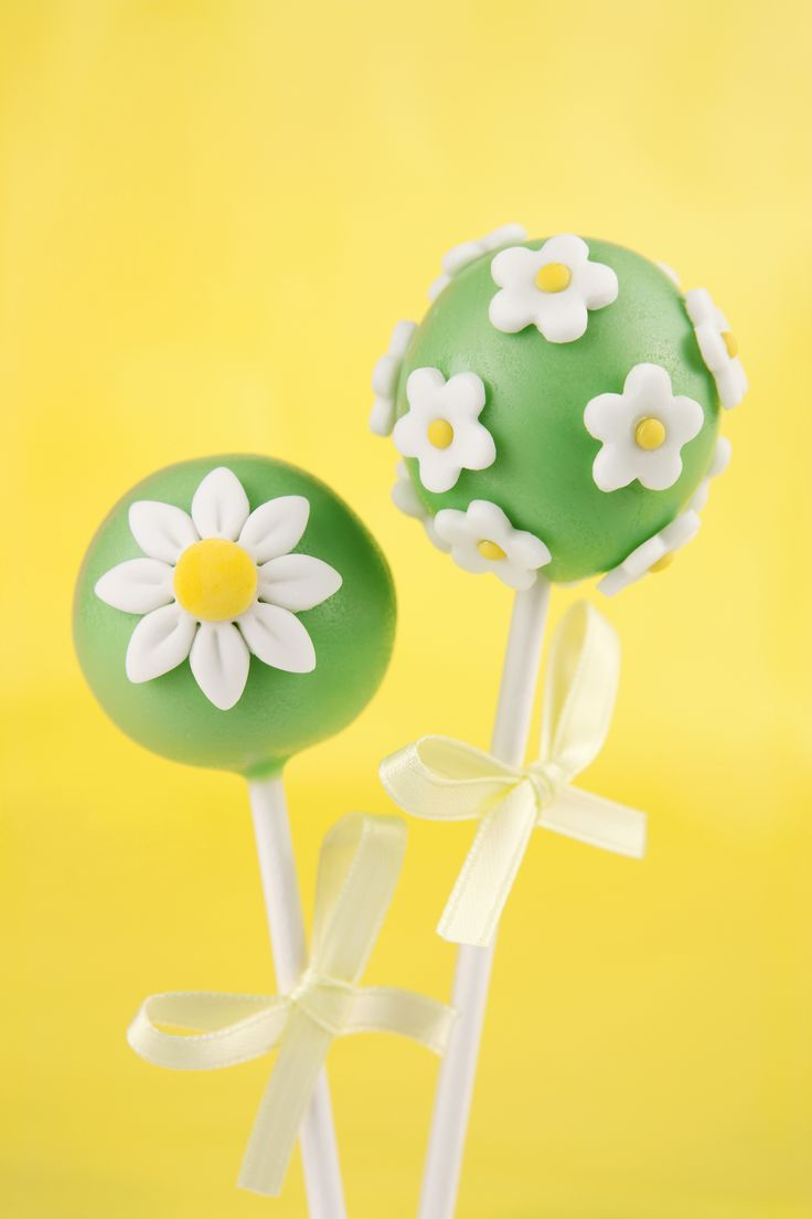 17 Best ideas about Flower Cake Pops on Pinterest.