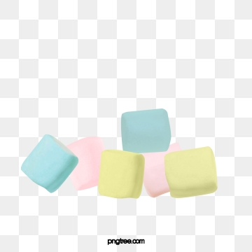 Marshmallow PNG Images.