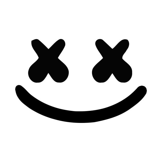 22 Images of Marshmello Helmet Logo Template.