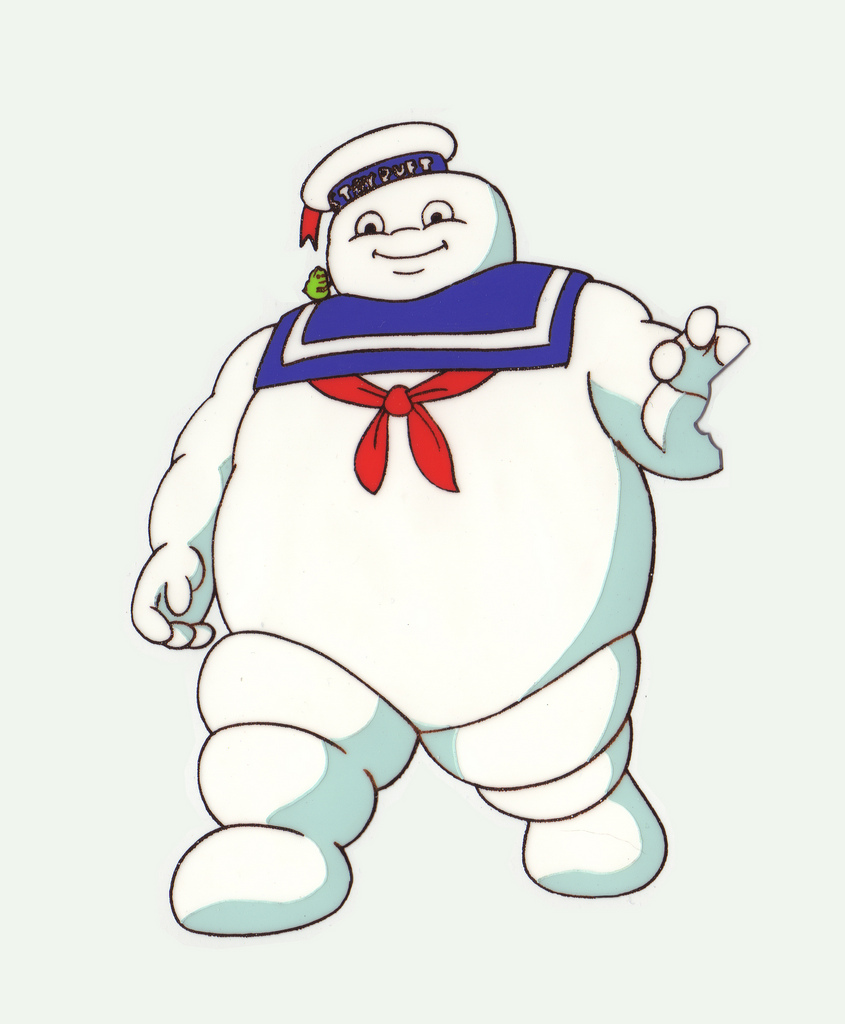 Stay Puft Marshmallow Man screenshots, images and pictures.
