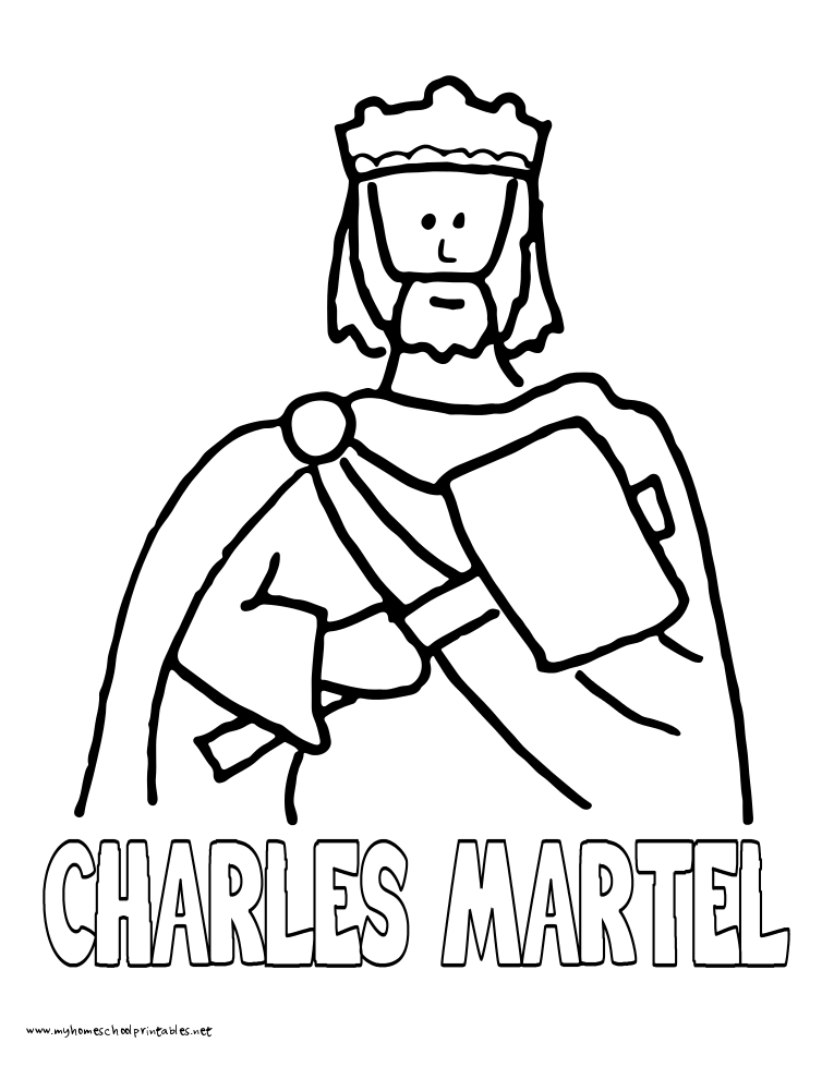 My Homeschool Printables » History Coloring Pages.