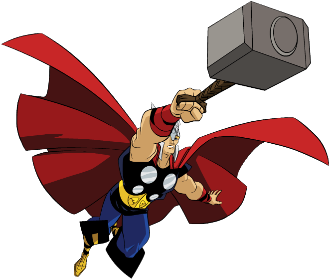 Thor Clipart.